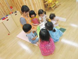 名古屋第一赤十字病院ひまわり保育園(早番パート)