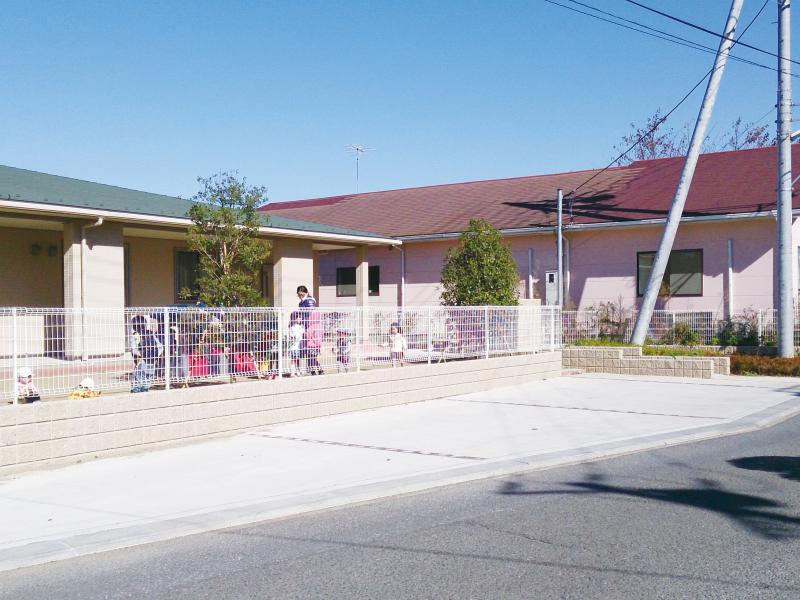 セントラルナーサリースクール(パート)1