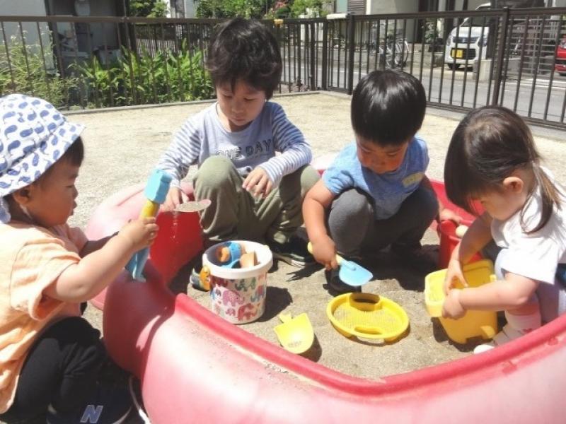 市立札幌病院保育園(中番保育士パート)/ブランクOK/即日勤務