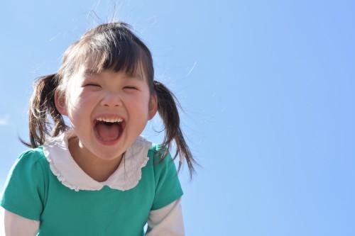 写真_子どもの笑顔