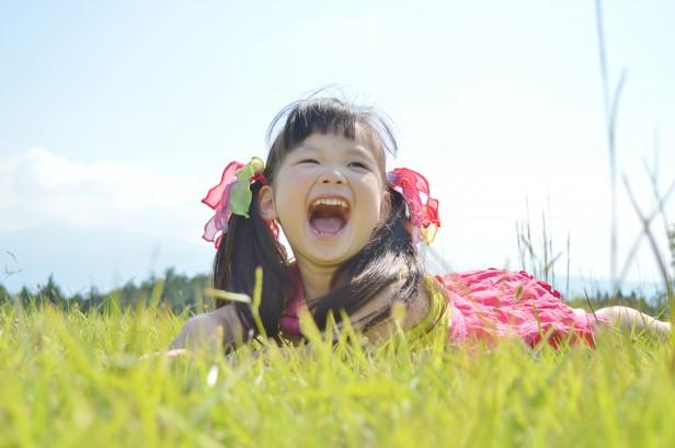 写真_女の子(笑い)